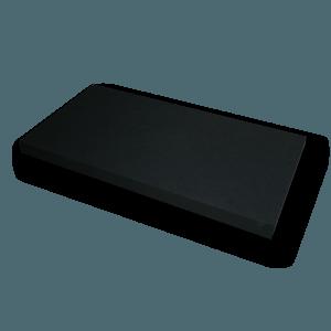 polyesterwol zwart
