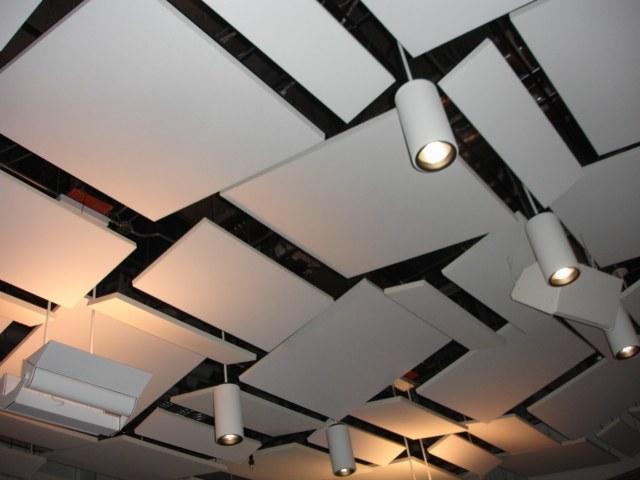 ecophon wand plafond akoestische systeem. Black Bedroom Furniture Sets. Home Design Ideas