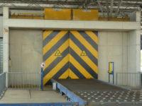 Revisie sluisdeuren tegen Röntgenstraling – Dael
