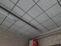 Akoestisch plafond dmv geluidsabsorberende polyesterwolplaten – Democo