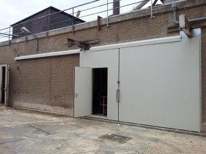 industriele deur